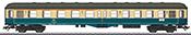 DB Type ABylb 411 Passenger Car, 1st/2nd Class, Era IV
