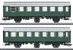 2pc Passenger Car Set