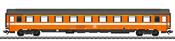 Belgian Eurofima type AI 6 Passenger Car of the SNCB