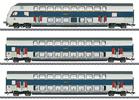 """Copenhagen Commuter Service"" Bi-Level Car Set"