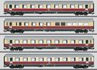 TEE 'Helvetia' Express Train Passenger Car Set