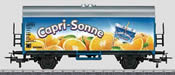 Capri-Sonne Refrigerator Car - Start up