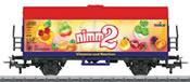 Nimm 2 Refrigerator Car