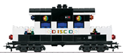 Building Block Disco Car with Sound & Light Building Blocks