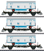 """100 Years of the Swiss National Circus Knie"" Flat Car Set"
