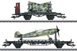 German Messerschmidt 109 Transport Set