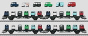 Auto Transport Car Set
