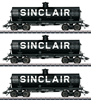 Sinclair Oil American Tank 3-Car Set, Era III