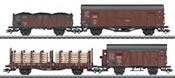 4pc Freight Car Set