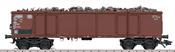 DB Type Eaos 106 Freight Car with Sound, Era IV