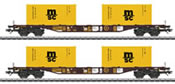 Type Sgns Container Transport Car Set