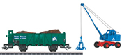 Marklin 48115 HO Museum Car Set for 2015