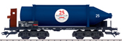 Carbide Container Car (H0) - 25 Yrs of Insider Membership