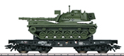 DB Type Rlmmps Heavy-Duty Flat Car with M48 Tank, Era IV