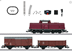 Freight Train Digital Starter Set
