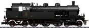 Dgtl K.W.St.E. cl T18 Steam Tank Locomotive, Era I