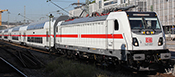 German Class 147 Electric Locomotive (Sound)
