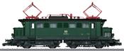 German Electric Locomotive Class 144 of the DB (Sound)