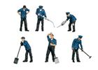 Figures: Railroad Maintenance Workers