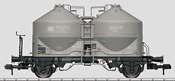 DB Era IV Powdered Bulk Freight Silo Container Car