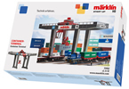 Container Terminal - START UP