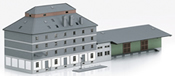 Kit Raiffeisen warehouse with market