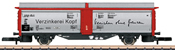 Z Gauge Museum Car for 2020 (Factory Sold Out)