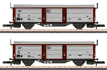 SCHENKER FREIGHT CAR SET OBB 97