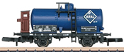 German Tank Cars 2-a BV-ARAL-AG of the DB