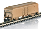Italian Refrigerator Car in real Bronze