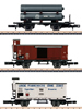 KPEV Freight 3-Car Set, Era I