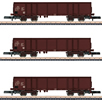 German Freight Car Set of the DR