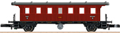 K.W.St.E. Württemberg Passenger 5-Car Set , Era I