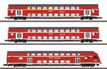 DB Regio AG Bi-Level 3-Car Set, Era V