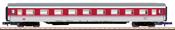 German Eurofima-Express Train Car of the DB AG