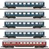 German Express Car-Set of the DB
