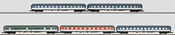 DB Express Train Passenger 5-Car Set