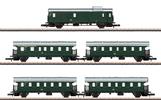 DB Höllentalbahn Passenger 5-Car Set, Era IIIb