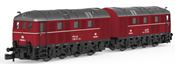 Double Diesel Locomotive V 188  - INSIDER MODEL