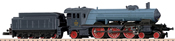 K.W.St.E. cl C Express Steam Locomotive with a Tender, Era I