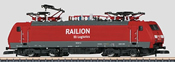 DB Raillion cl 189 Electric Locomotive