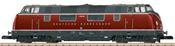 DB cl V 200.0 Diesel Locomotive, Era III