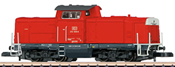 German Diesel Locomotive Class 212 of the DB - MHI Exclusive