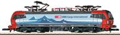 Swiss Electric Locomotive BR 193 of the SBB Cargo
