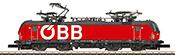 Austrian Class 1293 Electric Locomotive