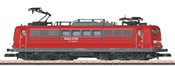 German Electric Locomotive cl 151 Railion of the DB AG