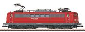German Electric Locomotive cl 151 Railion of the DB AG