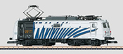 German Electric Locomotive CL 139 of the Locomotion GmbH