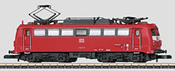 German Electric Locomotive Series 110 of the DB AG