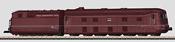 German Steam Locomotive BR 05 Cab Forward of the DRG